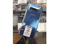 Samsung S10 128gb Blue or White Unlocked With WARRANTY