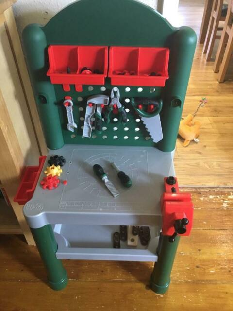 Awe Inspiring Bosch Kids Tool Bench In Wotton Under Edge Gloucestershire Gumtree Squirreltailoven Fun Painted Chair Ideas Images Squirreltailovenorg
