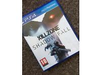 Killzone: Shadow Fall for the PlayStation 4
