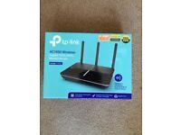 Tp-Link AC1600 wireless modem. .
