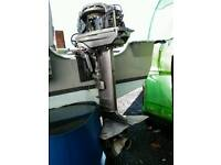 Mariner 25 hp 2 stroke outboard reserved