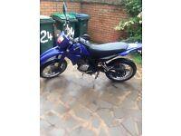 125cc Yamaha xt