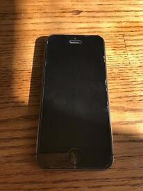 iPhone 5s - Black, Unlocked, 16gb