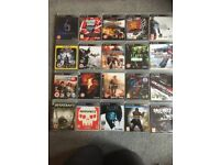 20 ps3 game bundle COLLECTION ONLY