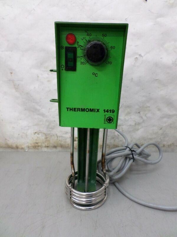 Braun 850093 Thermomix 1419 Immersion Heater Circulator