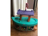 Fisher price little people Noah's ark play set
