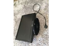HD TV with DVD player built in - £50