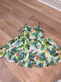 Girls next summer dress age 8