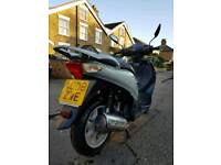 Honda Ps 125 2008 fully working!!!