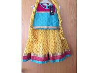 Asian Dress - Churidar/Skirt