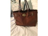 Mulberry Bayswater tote, oak