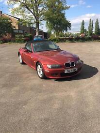 2001 BMW Z3 2.2 2DR AUTO