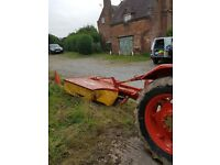 Zetor drum mower