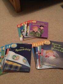 Buff & Chip phonics books