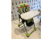 Childs high chair - Chicco