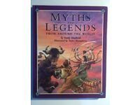 'Myths and Legends from around the world' by Sandy Shepherd