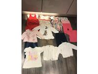 Baby girl clothes aged 6-9 months