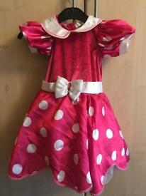 Minnie Mouse age 2