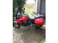 Aprilia Caponord 1200 ABS- 2014 Immaculate condition. Ready for spring and summer touring