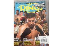 The Ring Magazine(March 2018)