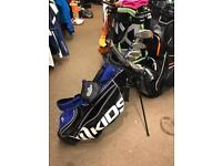 Ping junior set ages approx 8-12