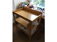 John Lewis change table - NEW