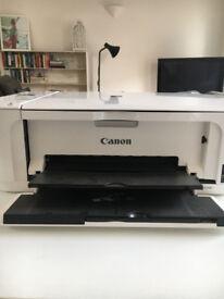 Canon Pixma MG3150 All-In-One Printer (Print, Copy, Scan) White