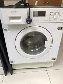 Free Neff Integrated Washer Dryer for Repair/Parts