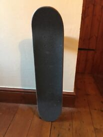 Element Helium Skateboard, Independent Destructo Trucks, stereo wheels never used