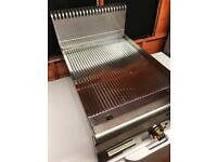 Hobart commercial electric ribbed grooved hot plate grill GREAT CONDITION!