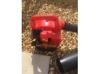 Mountfield Mbl 260h petrol garden blower