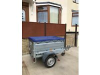 Brenderup trailer 150s