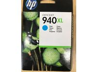 HP office jet ink cartridges 4 brand new still in boxes £15 each