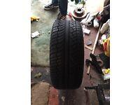 BMW X5 Tyre Good tread