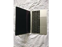 Apple Macbook pro retina 12 inch Early 2015 8GB Ram 256GB SSD Almost new condition