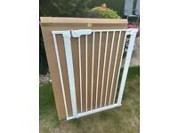 Dog Gate Extra Tall Extra Wide Brand New