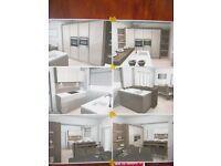 Housing Units Full Bespoke Kitchen cost £17900 new