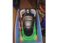 950W Electric Hover Mower by Power Base