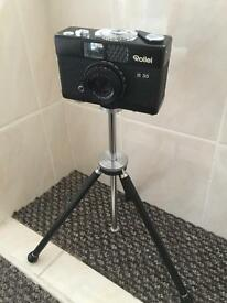 Vintage rollie camera