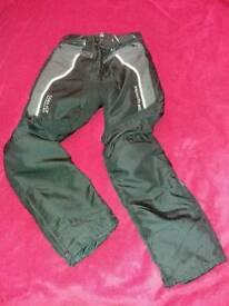 Hein Gericke biker trousers