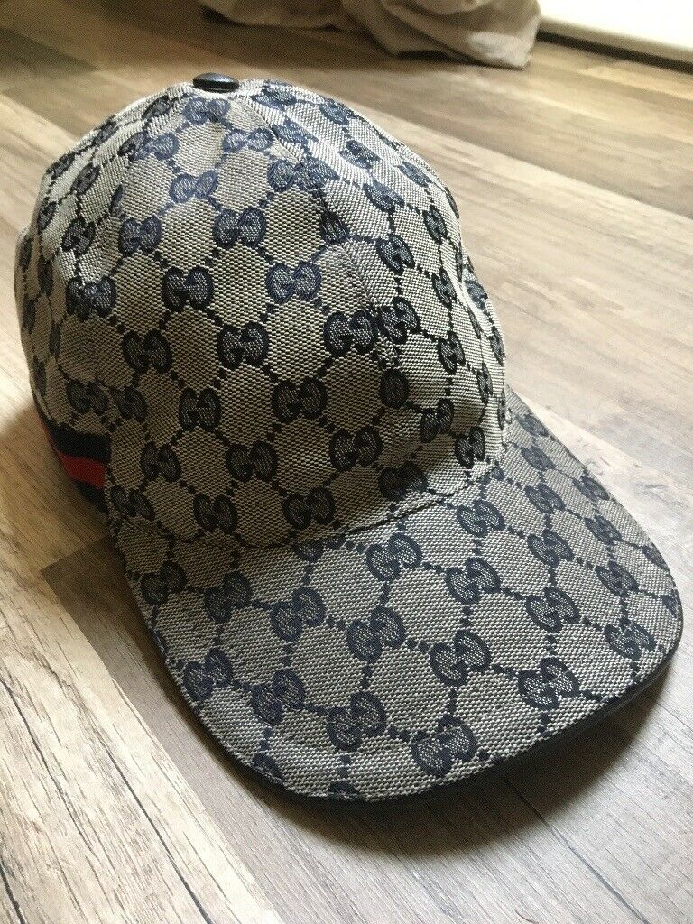c1584700 Real Gucci Canvas Baseball Cap | in Huddersfield, West Yorkshire | Gumtree