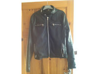 faux leather jacket brand new