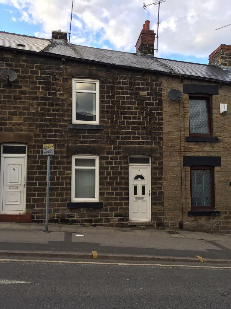 Very Spacious Two Bedroom Terraced House