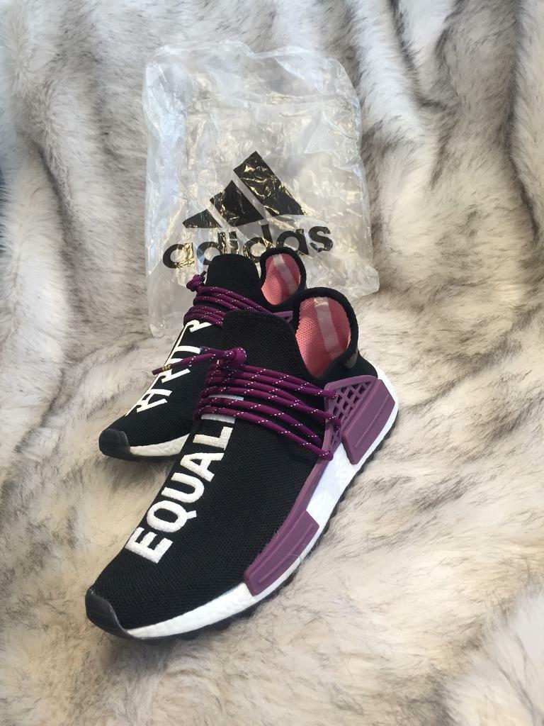 4550f0b70 Pharrell x Adidas Nmd Human Race equality rare