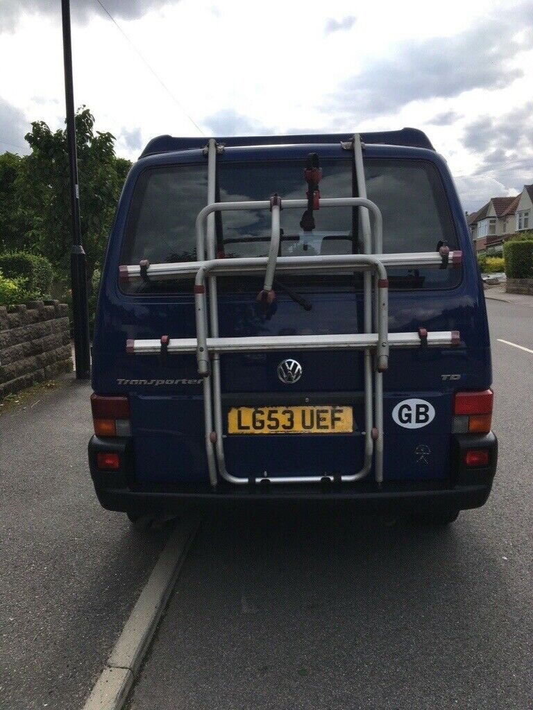 VW Campervan T4 2 5tdi Reimo pop top conversion 2003 | in Hatfield Peverel,  Essex | Gumtree