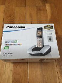 Panasonic KX-TG6411 Digital Cordless Phone