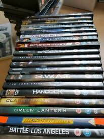 19 DVDs rated age 12