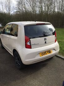SEAT MII by mango 2015, excellent condition. FSH, 14,200 miles.