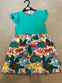 2-3yrs girls safari dress