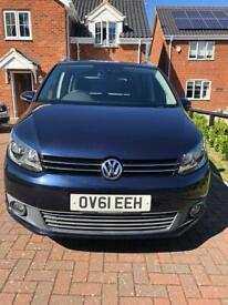 image for 2011 VW TOURAN SPORT BLUEMOTION TDI